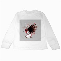 Dominance Kids Long Sleeve T-Shirts
