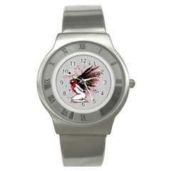 Dominance Stainless Steel Watch