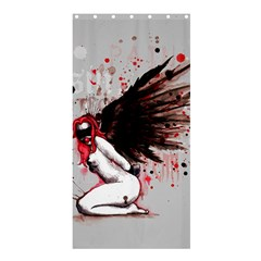 Dominance Shower Curtain 36  x 72  (Stall)