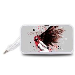 Dominance Portable Speaker (White)