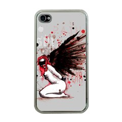 Dominance Apple iPhone 4 Case (Clear)