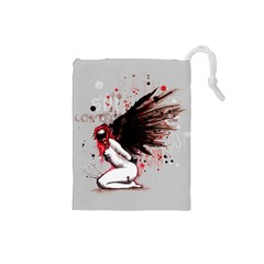 Dominance Drawstring Pouches (Small)