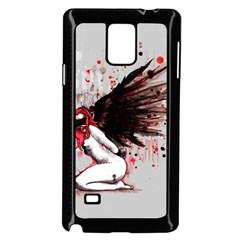 Dominance Samsung Galaxy Note 4 Case (Black)