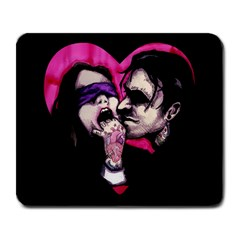 I Know What You Want Large Mousepads