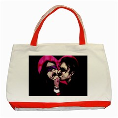 I Know What You Want Classic Tote Bag (Red)