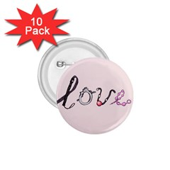 Toy Love 1.75  Buttons (10 pack)