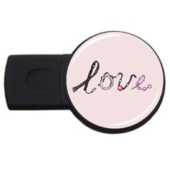 Toy Love USB Flash Drive Round (4 GB)