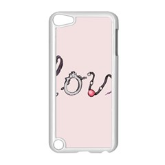 Toy Love Apple iPod Touch 5 Case (White)