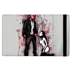 Say Please Apple iPad 3/4 Flip Case
