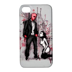 Say Please Apple iPhone 4/4S Hardshell Case with Stand