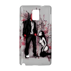 Say Please Samsung Galaxy Note 4 Hardshell Case