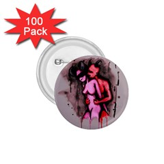 Whisper 1.75  Buttons (100 pack)