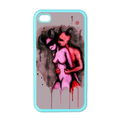 Whisper Apple iPhone 4 Case (Color)