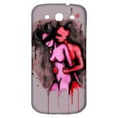 Whisper Samsung Galaxy S3 S III Classic Hardshell Back Case