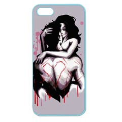 Love Marks Apple Seamless iPhone 5 Case (Color)