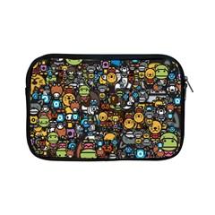 Many Funny Animals Apple iPad Mini Zipper Cases
