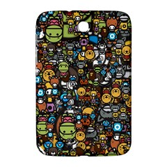 Many Funny Animals Samsung Galaxy Note 8.0 N5100 Hardshell Case