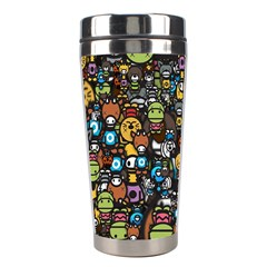 Many Funny Animals Stainless Steel Travel Tumblers