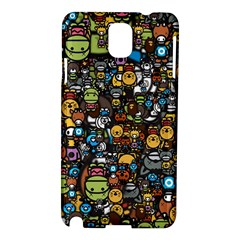 Many Funny Animals Samsung Galaxy Note 3 N9005 Hardshell Case