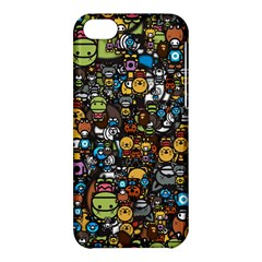 Many Funny Animals Apple iPhone 5C Hardshell Case