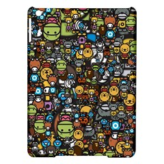 Many Funny Animals iPad Air Hardshell Cases