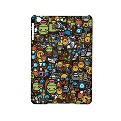 Many Funny Animals iPad Mini 2 Hardshell Cases