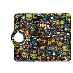 Many Funny Animals Kindle Fire HDX 8.9  Flip 360 Case