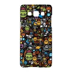 Many Funny Animals Samsung Galaxy A5 Hardshell Case