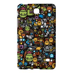 Many Funny Animals Samsung Galaxy Tab 4 (8 ) Hardshell Case