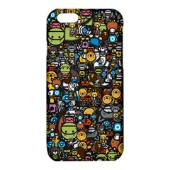 Many Funny Animals iPhone 6/6S TPU Case