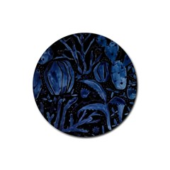 Art And Light Dorothy Rubber Coaster (Round)
