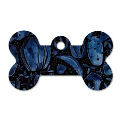 Art And Light Dorothy Dog Tag Bone (Two Sides)