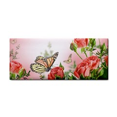 Flora Butterfly Roses Cosmetic Storage Cases