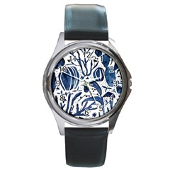 Art And Light Dorothy Round Metal Watch