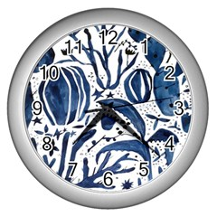 Art And Light Dorothy Wall Clocks (Silver)