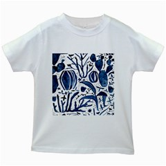 Art And Light Dorothy Kids White T Shirts