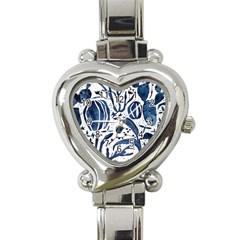 Art And Light Dorothy Heart Italian Charm Watch