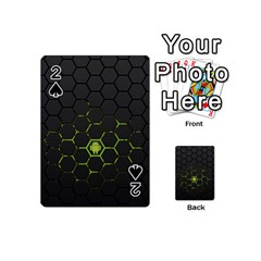Green Android Honeycomb Gree Playing Cards 54 (mini)