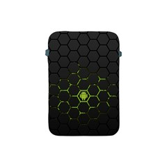 Green Android Honeycomb Gree Apple iPad Mini Protective Soft Cases