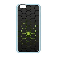 Green Android Honeycomb Gree Apple Seamless iPhone 6/6S Case (Color)