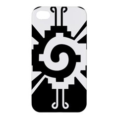 Maya Calendar Native American Religion Apple iPhone 4/4S Premium Hardshell Case