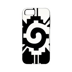 Maya Calendar Native American Religion Apple Iphone 5 Classic Hardshell Case (pc+silicone)