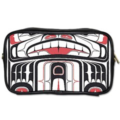 Ethnic Traditional Art Toiletries Bags 2 Side