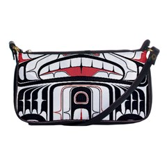 Ethnic Traditional Art Shoulder Clutch Bags