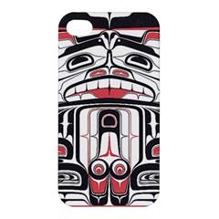 Ethnic Traditional Art Apple Iphone 4/4s Hardshell Case
