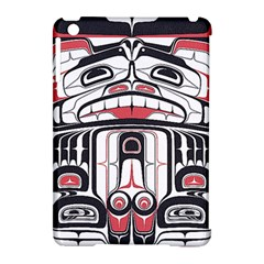 Ethnic Traditional Art Apple iPad Mini Hardshell Case (Compatible with Smart Cover)