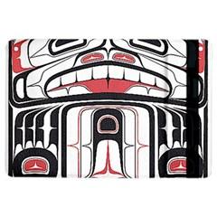 Ethnic Traditional Art iPad Air 2 Flip