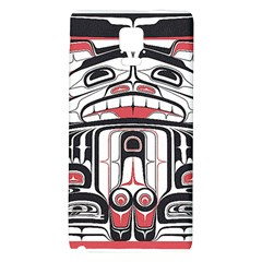 Ethnic Traditional Art Galaxy Note 4 Back Case