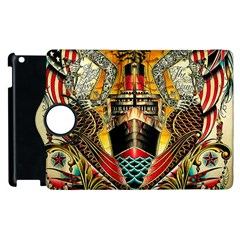 Hail Fine Art Print Apple iPad 3/4 Flip 360 Case