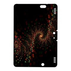 Multicolor Fractals Digital Art Design Kindle Fire HDX 8.9  Hardshell Case